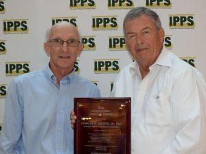2018 IPPS International Award of Honour