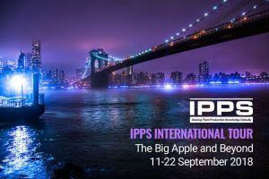 2018 IPPS International Tour - Eastern Region